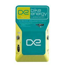 bike-energy Ladestation POINT - zum laden von bis zu 2 E-Bikes E Biker, Personal Care, Filling Station, Self Care, Personal Hygiene