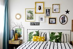 Bedroom, decoration, walldecor