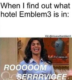 Emblem 3 and Suite life of Zack and Cody