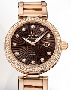 OMEGA Watches: De Ville Ladymatic