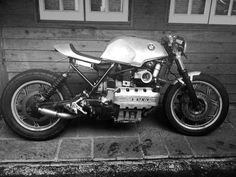 BMW K100 Series cafe racer