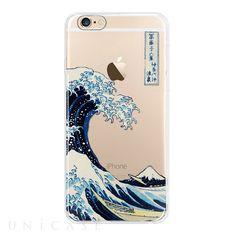 【iPhone6 ケース】APPLE MAGIC HOKUSAI 画像一覧 | UNiCASE