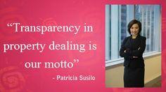 Patricia Susilo - Property Dealer: Patricia Susilo - Creator of Her Life
