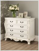 La Rochelle Antique French Chest