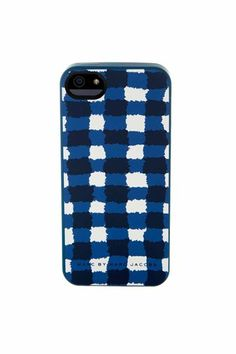Molly Check iPhone 5 Case MARC JACOBS