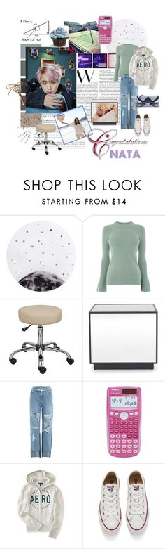 """Great job on the national exam, Nata!"" by tokyotrekker ❤ liked on Polyvore featuring Lollipop, Warehouse, BOSS Hugo Boss, Mitchell Gold + Bob Williams, SJYP, Aéropostale, Converse and Karl Lagerfeld"