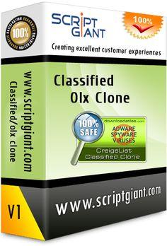 Olx Clone Script free download