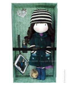 """My """"winter"""" mascot wishlist: Gorjuss Cloth Doll - Toadstools"""