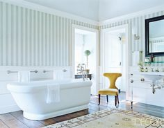 The Budget Styling Hacks to Make Your Bathroom Look More Expensive via @MyDomaineAU