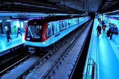Subway of Barcelona