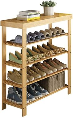 Shoe Storage Design, Diy Shoe Storage, Diy Shoe Rack, Diy Kitchen Storage, Best Shoe Rack, Storage Ideas, Diy Pallet Furniture, Home Decor Furniture, House Design Pictures