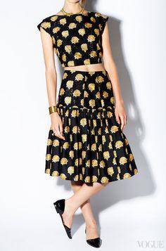 dustjacket attic: Fashion Inspiration | Skirts & Shirts