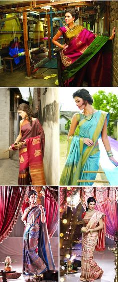 Kanchipuram Sarees from Palam Silk