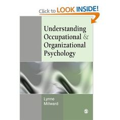 Organizational Psychology subjects college