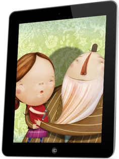 Land of Mislaid (Kwijt Weg Foetsie) an interactive children's story