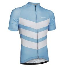 Aston Performance Jersey - Dust Blue Cycling Wear, Cycling Jerseys, Cycling Shorts, Modern Fabric, Unique Colors, Classic Style, Bicycle, Men Casual, Kit