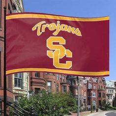 USC Trojans 3' x 5' Cardinal Flag