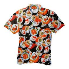 """""""Oh look, it's an avocado roll! Its An Avocado, Avocado Roll, Salmon Roll, Cool Outfits, Fashion Outfits, Summer Feeling, I Feel Pretty, Printed Tank Tops, Throw Pillow Cases"""