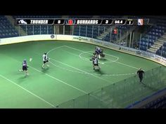 Langley Thunder Play of the Game vs. Maple Ridge Burrards 6-20-2012