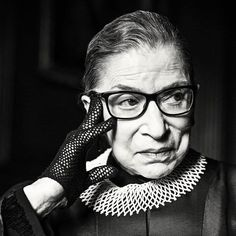 50plushappy Judge Ruth Bader Ginsburg 😥 ✨ May her memory be a blessing