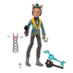 Monster High Sweet 1600 Clawd Wolf Doll