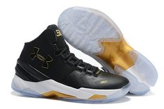 Under Armour Curry Two - Black Out