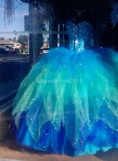 Fantasy Ball Gown