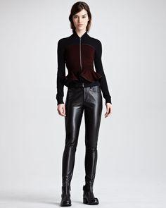 http://docchiro.com/mcq-alexander-mcqueen-zipfront-knit-peplum-jacket-faux-leatherfront-denimback-leggings-p-742.html