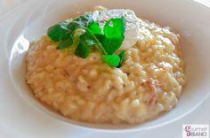 Risotto con queso de cabra @Pazzo Ristorante #risotto #comida_italiana #pazzoristorante