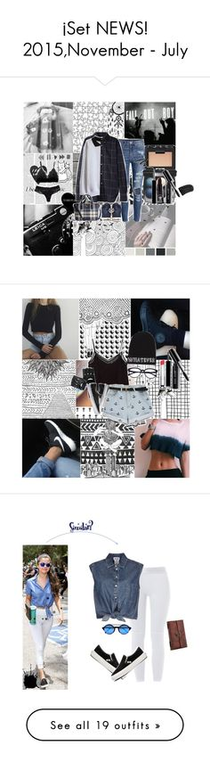 """¡Set NEWS! 2015,November - July"" by camila-y-calu ❤ liked on Polyvore featuring GUSTA, Seed Design, Polaroid, Lauren Ralph Lauren, INDIE HAIR, Our Legacy, H&M, Converse, Tory Burch and Chanel"
