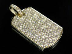 Details about  /1.50Ct Round Cut VVS1//D Diamond Charm Cross Men/'s Pendant 14K Yellow Gold Finish