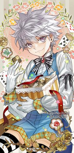 Killua - Hunter x Hunter in Wonderland