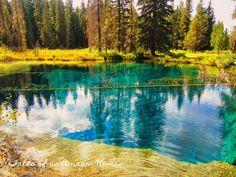 Little Crater Lake; Mount Hood National Forest, Oregon