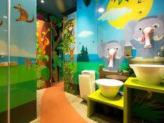 שירותי ילדים בדיזנגוף סנטר: השירותים שאסור לכם לפספס | בניין ודיור