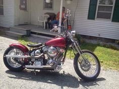 Cycle Shack Shot Gun Pipes: Frame is a 2007 kraft tech softail never used, motor is a 2007 rev tech 88ci never been started until 2013! Tranny is a 2013 ultima 6speed, DNA springer...