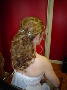 pull back with sparkles - wedding wiki