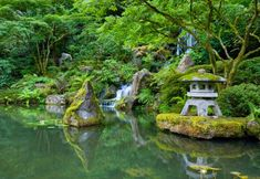 2. Portland Japanese Garden Usa Places To Visit, Beautiful Places To Visit, Places To See, Oregon Travel, Travel Usa, Oregon Vacation, Japan Travel, The Tourist, Portland Japanese Garden