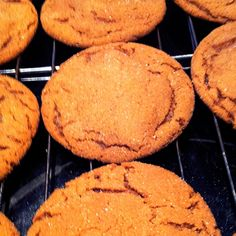 Soft Ginger Cookies Recipe | Just A Pinch Recipes