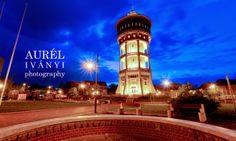 IVÁNYI AURÉL photography: Szeged by night