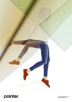 Large Image of Pointer Footwear 2013 Ad Campaign