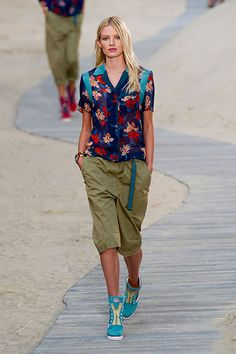The Best Looks from New York Fashion Week: Spring 2014 - Tommy Hilfiger