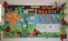 Minibeasts classroom display photo - Photo gallery - SparkleBox