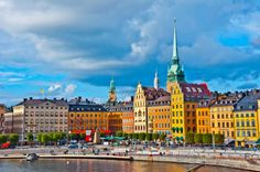 Stockholm, Sweden The 10 best cities for families in Europe - Telegraph Best Amusement Parks, Secret Escapes, Eco Architecture, Climate Action, Quebec City, Stockholm Sweden, Best Cities, Worlds Of Fun, Helsinki