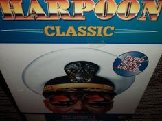 Harpoon Classic Anthology naval war strategy game pc cd