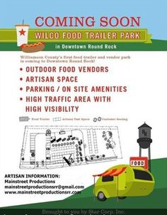 Wilco Food Trailer in Round Rock  Coming Soon