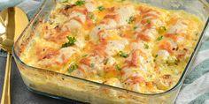 Turkey Ham, Keto Recipes, Healthy Recipes, Pot Pasta, Danish Food, Diy Food, Lchf, Macaroni And Cheese, Meal Planning