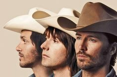 Band to Watch: Midland, A New Country Trio from Texas