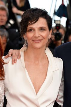 Juliette Binoche Cannes o/ beauty queen