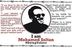 FREE MUHAMMAD SULTAN http://www.change.org/petitions/free-mohamed-soltan#share