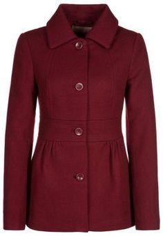 Cappotto classico - rosso